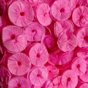 liso rosa choque